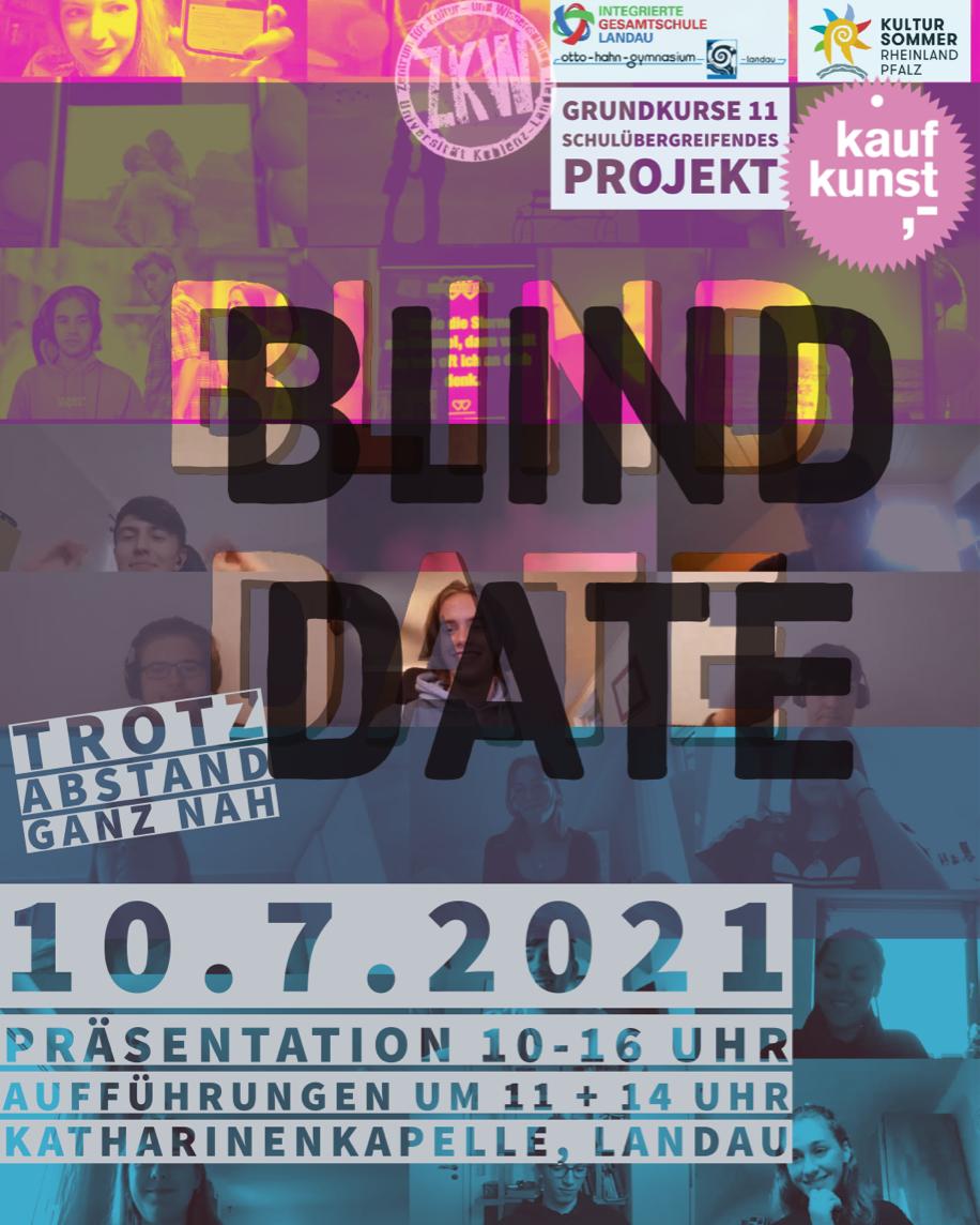 Blind Date - trotz Abstand ganz nah!